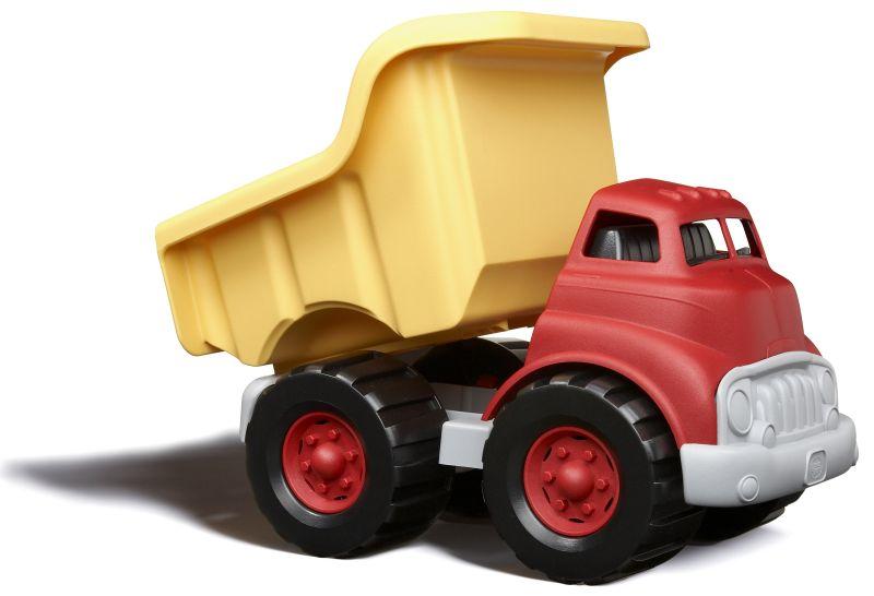 Green Toy Truck : Green toys dump truck